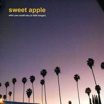 """Sweet Apple - Wish You Could Stay NEW 7"""""""