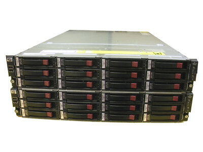 HP AT011A LeftHand P4500 10.8TB SAS Virtualization SAN Solution