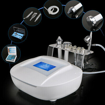 3In1 Dermabraion Skin Rejuvenation Machine Eye& Face Ultrasound Skin Scrubber