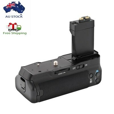 AU MeiKe MK-550D Battery Grip Holder for Canon 550D 600D 650D 700D as BG-E8