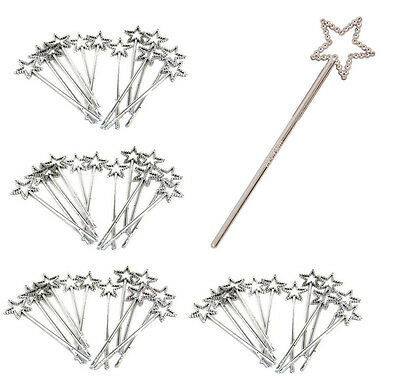Fairy Princess Wands Magical Wand Ideal Girls Party Bag Filler - Bulk Buy