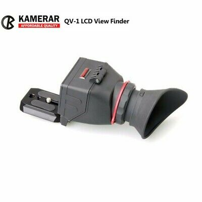 "KAMERAR QV-1 LCD Viewfinder For 3""-3.2"" CANON Nikon Sony Olympus DSLR Cameras"