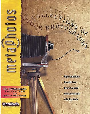 Metaphotos-The Professionals-240 royalty-free(8-24MB uncompressed)-SEALED