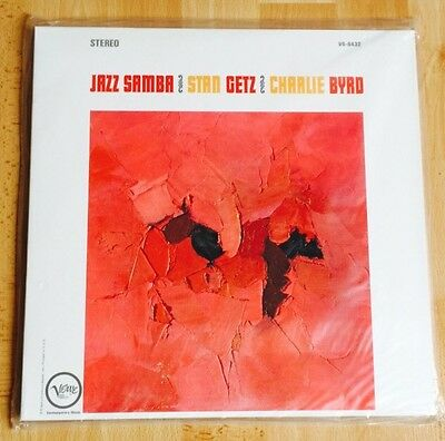 Stan Getz & Charlie Byrd Jazz Samba Analogue Productions Verve 45RPM 200g Vinyl