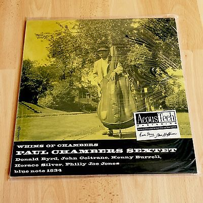 Paul Chambers - Whims of Analogue Productions Blue Note 45RPM 200g Vinyl 2-LP