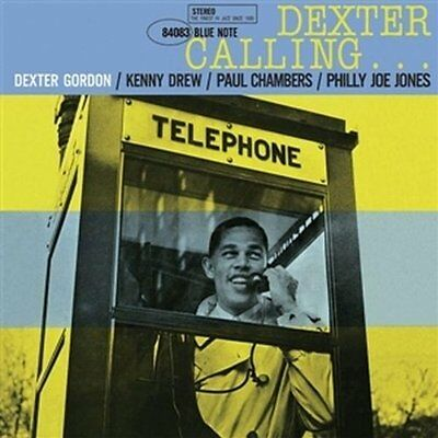 Dexter Gordon - Dexter Calling Analogue Productions Blue Note 45RPM 200g Vinyl