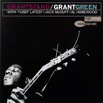 Grant Green - Grantstand Analogue Productions Blue Note 45RPM 200g Vinyl