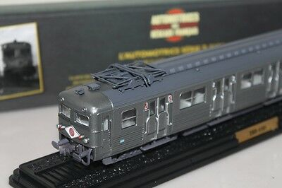 Atlas 1:87 LAUTOMTRICE SERIE Z-5100 1953 ZBD-5101 AT050