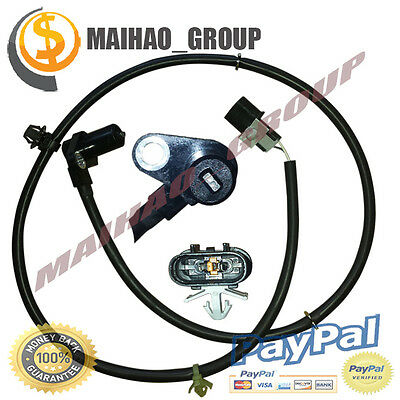 Front RIGHT ABS Wheel Speed Sensor MR961238 for Mitsubishi Outlander 2003-2006