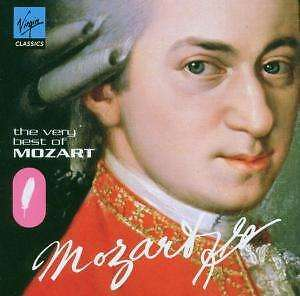 Various - The Very Best Of Mozart NEW CD