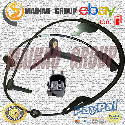 Front Right ABS Wheel Speed Sensor 4670A576 for Mitsubishi Outlander Lancer ASX