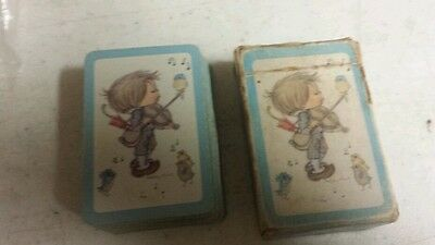 Vintage hallmark Betsey Clark playing cards mini made in the USA