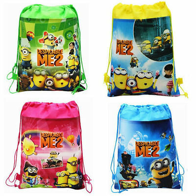 Minions– Backpacks/ Party kids gifts bags. Wholesale /Job lot