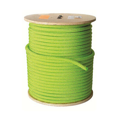 Bluewater Static Rescue Rope Assaultline ++ Static 11.2mm LimeGreen 50m Length