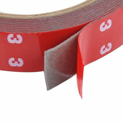 2.3m×20mm  Auto Truck Car Acrylic Foam Double Sided Attachment Adhesive Tape