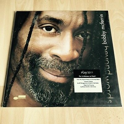 Bobby McFerrin - Beyond Words 180g Vinyl 2-LP Blue Note Khiov Pallas Neu/OVP