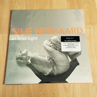 Silje Nergaard - At First Light 180g Vinyl 2-LP Emarcy Khiov Pallas Neu/OVP