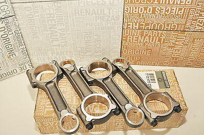 Connecting Rods Dacia Logan Sandero 1.5 Dci K9K Genuine Renault