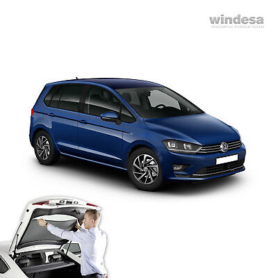 climair sonnenschutz sonniboy passgenau vw golf vii 7. Black Bedroom Furniture Sets. Home Design Ideas