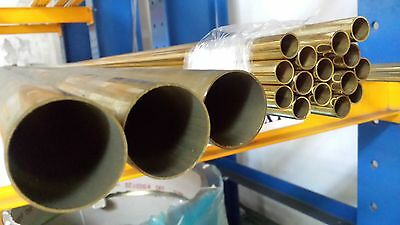 Brass Round Tube Pipe