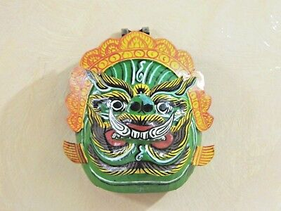 Lovely Balanise Wall Hanging Paper/ Plaster Mask