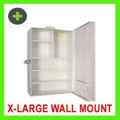 Metal Wall Mount First Aid Cabinet Box (Extra large) Empty