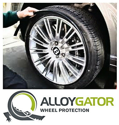 Single AlloyGator Wheel Protector (only 1 gator) available in various colours
