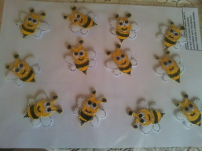 Felt Board/flannel Story Rhyme Teacher Resource - 12 Busy Bees