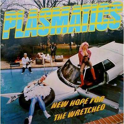 Plasmatics - New Hope For The Wretched NEW 2 x LP