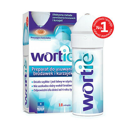 Wortie - 50ml preparation for removing warts and warts FREE SHIPPING