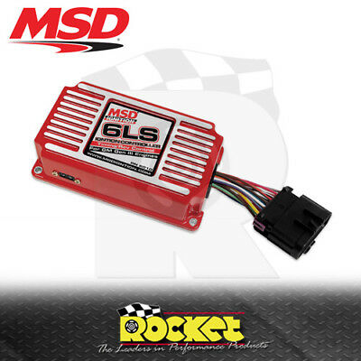 MSD Programmable 6LS Ignition Control EFI/Carb - MSD6010