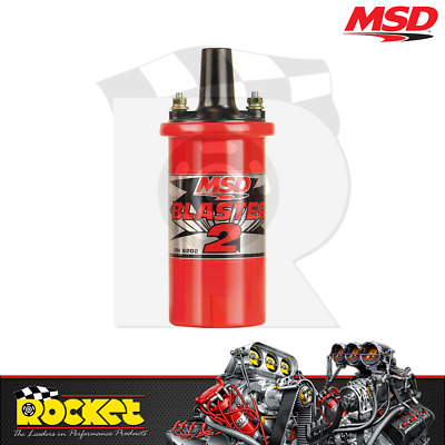 MSD Blaster 2 Coil Kit (Red) - MSD8203