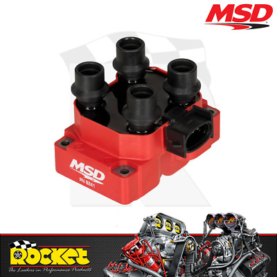 MSD Ford DIS 4 Tower Coil Pack - MSD8241