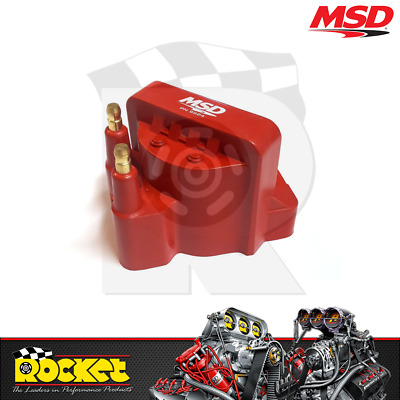 MSD Blaster GM OEM Replacement Coil (suit V6 VN-VY Holden Commodore) - MSD8224