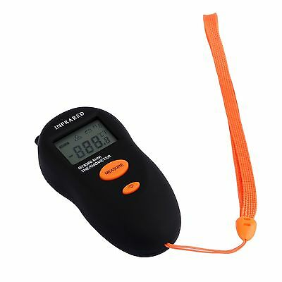 Non-Contact High Accuracy Fast LCD Digital IR Laser Infrared Thermometer