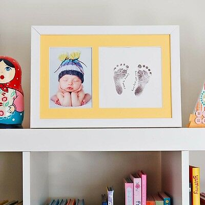 Belly Art**White Photo Print Frame Kits