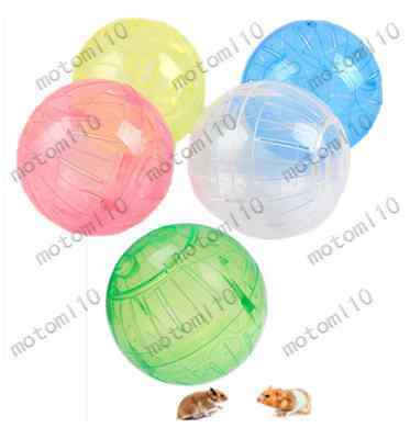Pet Rodent Mice Jogging Hamster Gerbil Rat Play Plastic Toy Exercise Ball Hot MO