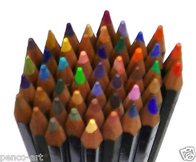 Single Derwent Studio colouring pencils Choose from 48 individual loose colours