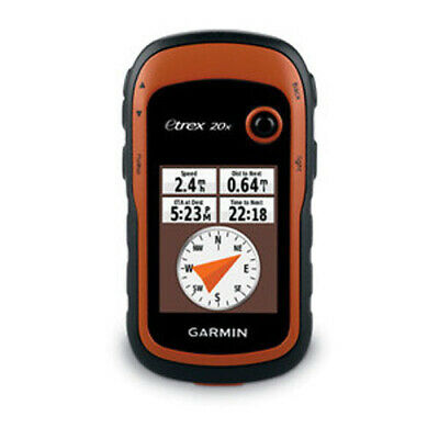 Garmin eTrex 20X Handheld GPS Navigator with AUST GARMIN WARRANTY