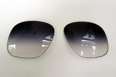 NEW Rare Ultra Goliath II Gray Gradient Replacement Lenses for sunglasses
