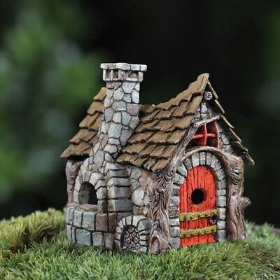 Miniature Dollhouse FAIRY GARDEN - Micro Mini Bakery - Accessories