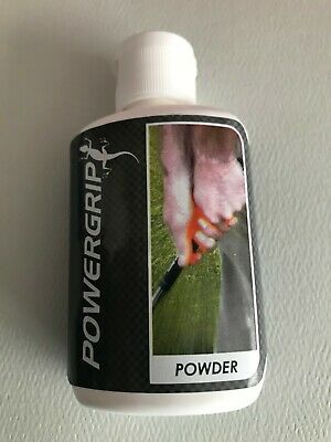 PowerGrip anti slip powder for pole dancing/all sports: not MightyGrip, DryHands