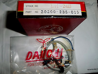 Honda Ca160 Cb175 Sl175 Cb200 Contact Breaker Assy 30200-235-015 Japan Made Nos