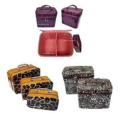 Professional Beauty Case Makeup Cosmetic Box Bag Hairdressing Nail Art Salon NEW