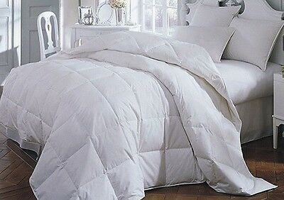 Luxury Hotel Quality Goose / Duck 85 % Feather & 15% Down Duvet 10.5 & 13.5 Tog