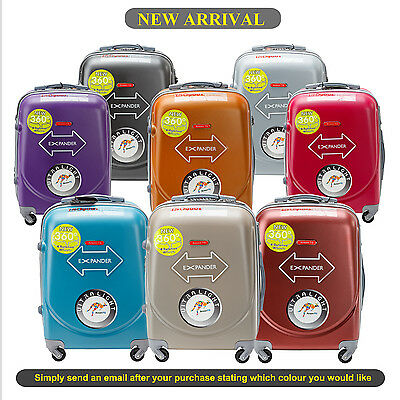 Single 20 inch(40L) Luggage Trolley Travel Bag 4 Wheel suitcase Cabin Carry On