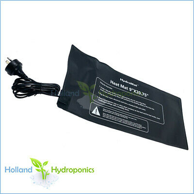 Hydroponics Grow light Plant Flower Propagation cloning seeding Heat Mat