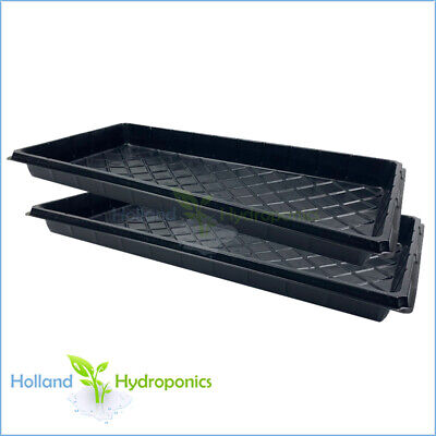 2off Hydroponics Grow light Propagation Flat Water Tray for Seedling Cloning