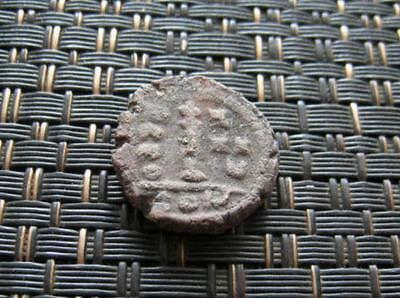 Justinian I 527-565AD AE Decanummium Constantinople mint Ancient Byzantine Coin