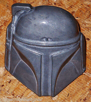 Star Wars Boba Fett Belt Buckle Unused without Tag